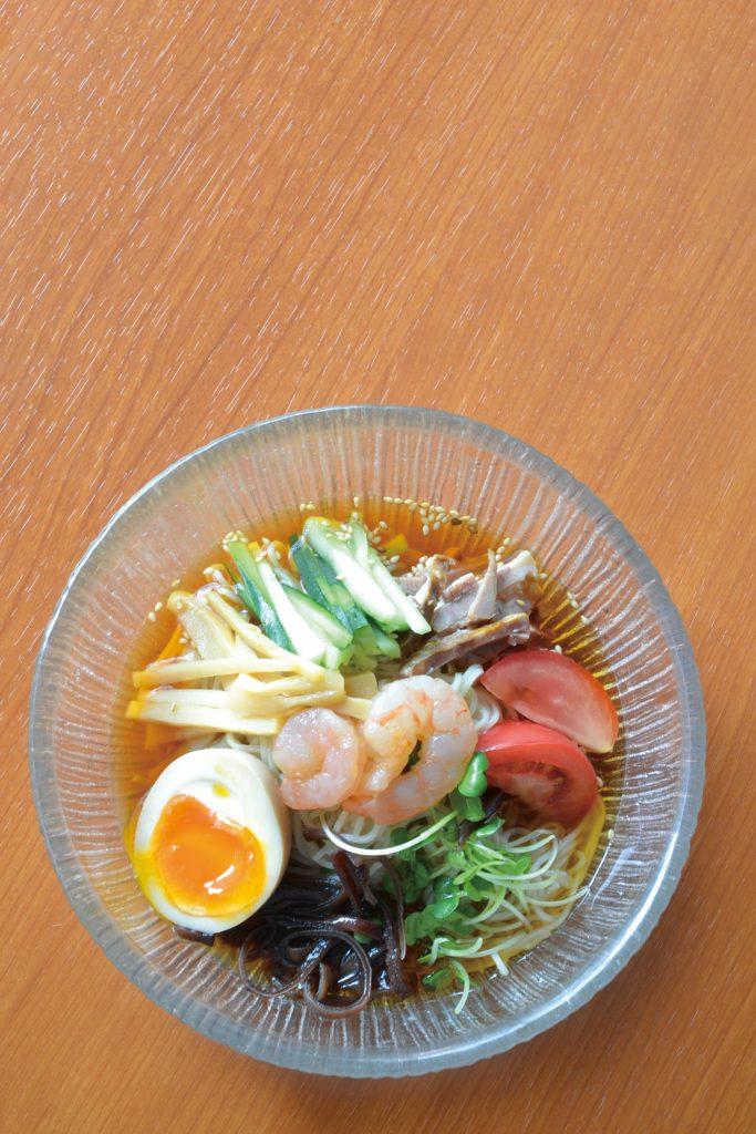 夏といえば冷麺/ラーメン神 ひろめ店